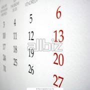 Календари в Алматы фото