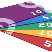 Услуги по зготовлению пластиковых дисконтных карточек фото