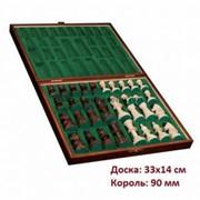 "Фигуры шахматные ""Staunton Lux"" №5 фото"
