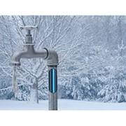 Греющий кабель для питьевой воды (9 метров) фото