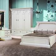 Набор мебели для спальни Верона крем фото