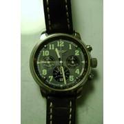 Ремонт часов АВИАТОР, хронограф на механизме Полёт 31681 фото