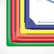 INFOFRAME A4 рамка для перекидной системы, зеленый фото