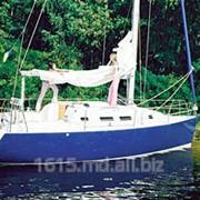 Яхта Орияна-33 круизная парусно-моторная фото