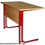 Изготовление мебели под заказ, Стол ученический ШК 01-14 фото