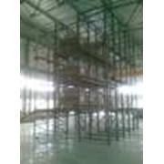 Монтаж складского оборудования, мезонины, демонтаж. фото