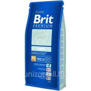 Сухой корм для собак Brit Premium Light 3 кг фото