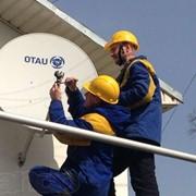 Установка спутниковых антенн OTAU TV фото