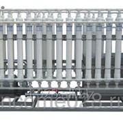 Система полых волокон для ультрафильтрации минеральной воды фото