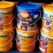 Пинотекс ультра PINOTEX ULTRA10л/2399грн Высокоустойчивое декоративное средство для защиты древесины. фото