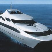 Яхты катамараны. фото
