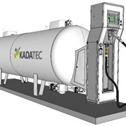 Оборудование для заправки газами, Заправочный модуль АГЗС фото