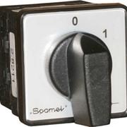 Кулачковый переключатель с креплением на переднюю панель SK10 P фото