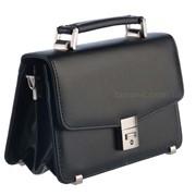 Пошив кожгалантереи: портфели, деловые папки, барсетки, сумки, обложки, визитницы. Из натуральной кожи и искусственных материалов. фото