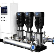 Системы управления для водоснабжения фото