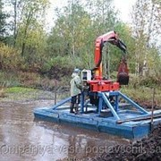Осушение болот и водоемов фото