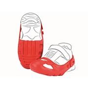 Комплект защиты BIG 56449 для обуви красная фото