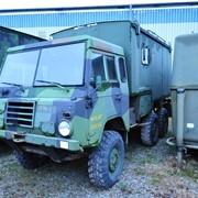 Военный внедорожник Volvo Laplander фото