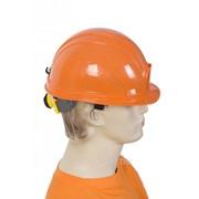 Каска защитная шахтёрская КАС406 фото
