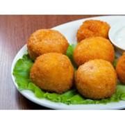 Доставка гарниров - Картофельные крокеты фото