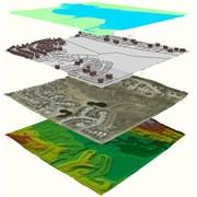 Разработка базы данных на основе ГИС-технологии фото