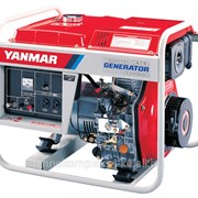 Генератор дизельный Yanmar TDA-5,5 фото