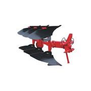 Плуг оборотный 3-х корпусный навесной ПОН-3-35 фото