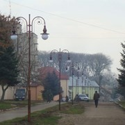 Уличные фонари фото