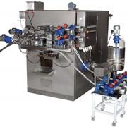 Линия для производства вафельных трубочек фото