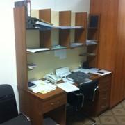 Офисная мебель бывшая в употреблении фото
