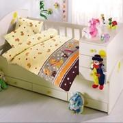 Постель для новорожденных Altinbasak (ранфорс) Vak Vak фото