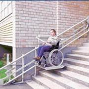 Наклонные подъемники для инвалидов фото