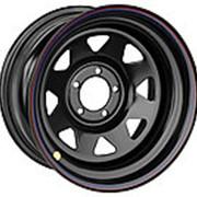 ORW ORW диск стальной JEEP 5x114,3 8х16 ET-19 d84 черный фото