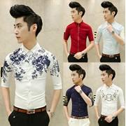 Рубашка мужская 44393993948 фото