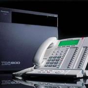 Ip-атс Panasonic KX-TDE600UС фото