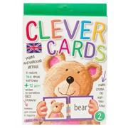 Учим английский играя. Уровень 2 (набор карточек+книга) фото