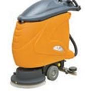 Поломоечный аккумуляторный комбайн для уборки средних площадей Taski Swingo 755 BMS Eco Артикул 70022682 фото