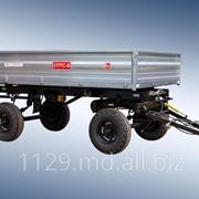 Прицеп тракторный саморазгружающийся 2-ПТС-6 фото
