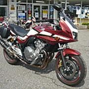 Мотоцикл naked bike Honda CB 400 SUPER BORDEAUXRUSPL пробег 337 км фото