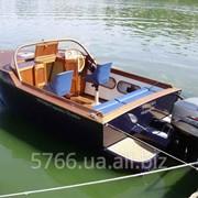 Катер МТ560 Капитанский Тендер фото