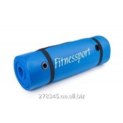 Коврик гимнастический Alex Fitnessport 1800x600x15mm синий FT-EM-10-B