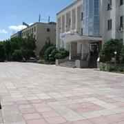 Благоустройство площади Есым-хана фото