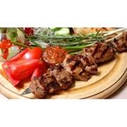 Доставка еды - Шашлык из утиной грудки фото