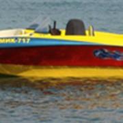 : Суда спортивные моторные: катера 1 фото