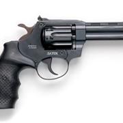 Револьвер под патрон Флобера Safari РФ-441 резина-металл фото