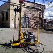 Гидравлическая буровая установка 220/380 вольт фото