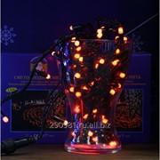 Гирлянда Нить Мастерская Деда Мороза (10 м) PVCIP64-10M-100PC-6W-R