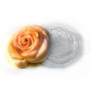 "Пластиковая форма для мыла ""Роза"" фото"