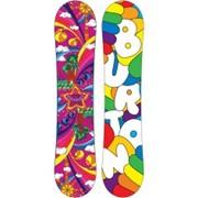 Детская доска для сноубординга Burton Chicklet 120 (2012). BW221 фото
