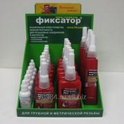 Клей-герметик для резьбовых соединений фитингов Фиксатор® №3 фото